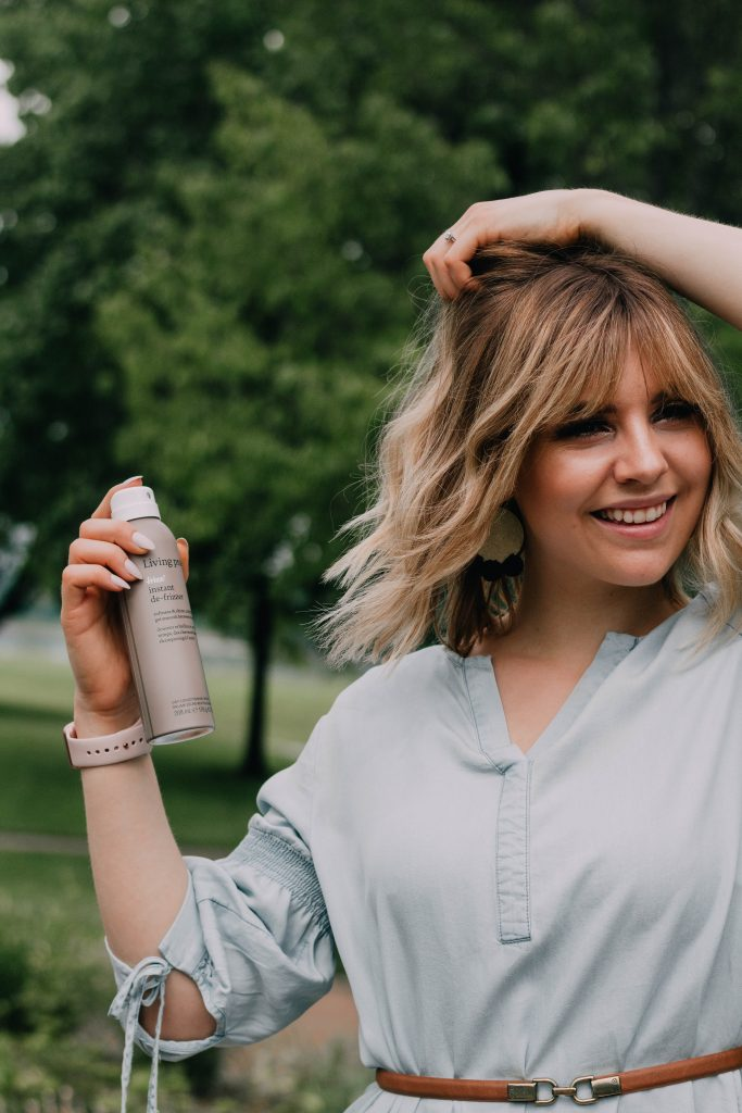 My Top Hair Care Products For Summer Hair That BEATS THE HEAT!