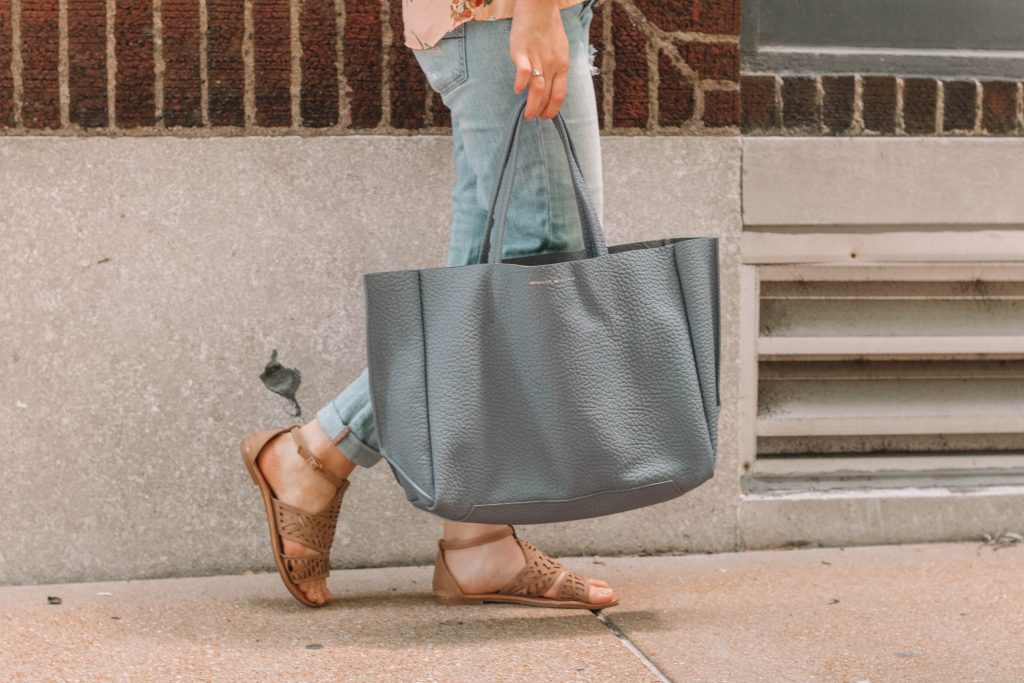 The Most Versatile Summer Bag + How To Style It