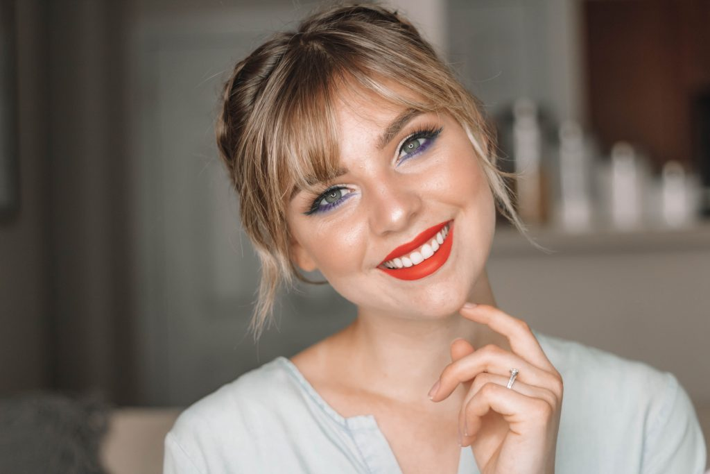 Fourth of July Makeup Tutorial