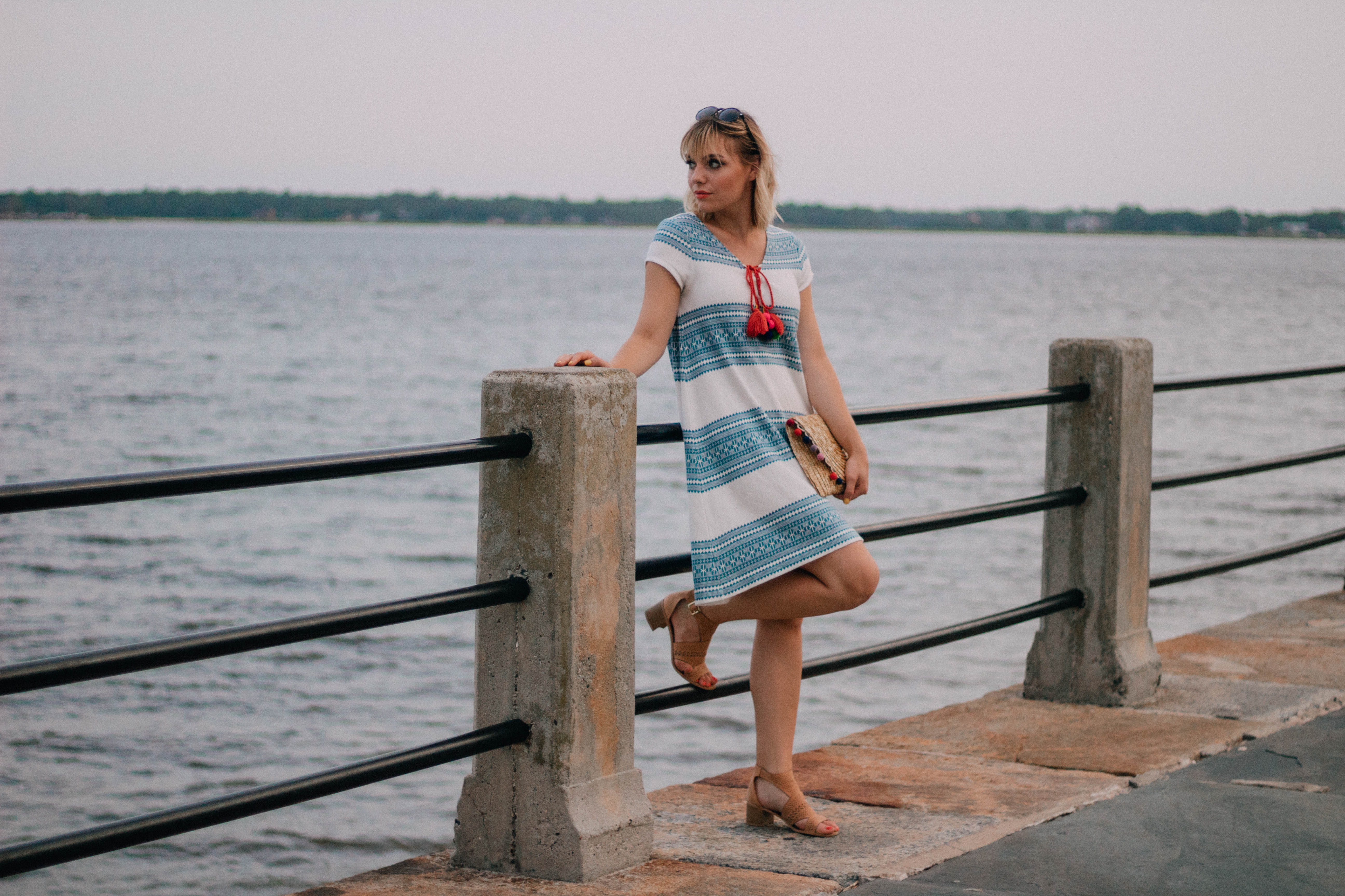 End Of Summer Style Guide: The Ultimate Beach Dress