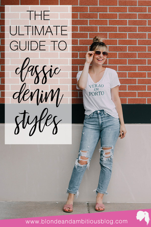 The Ultimate Guide To Classic Denim
