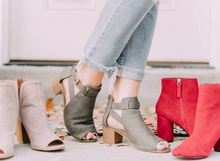 The BEST Bootie Styles For Fall
