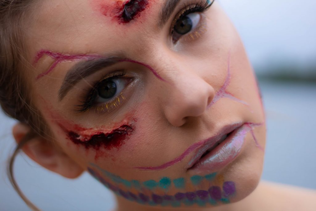 HALLOWEEN TUTORIAL SERIES: GORY MERMAID