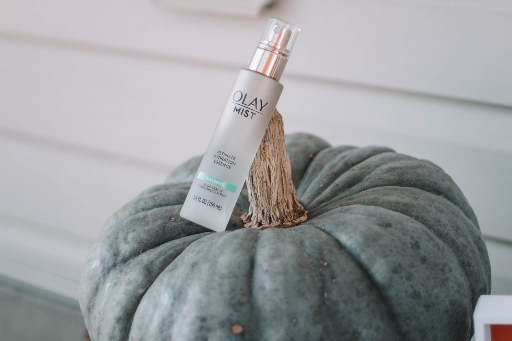 Olay Mist: Calming Ultimate Hydration Essence REVIEW
