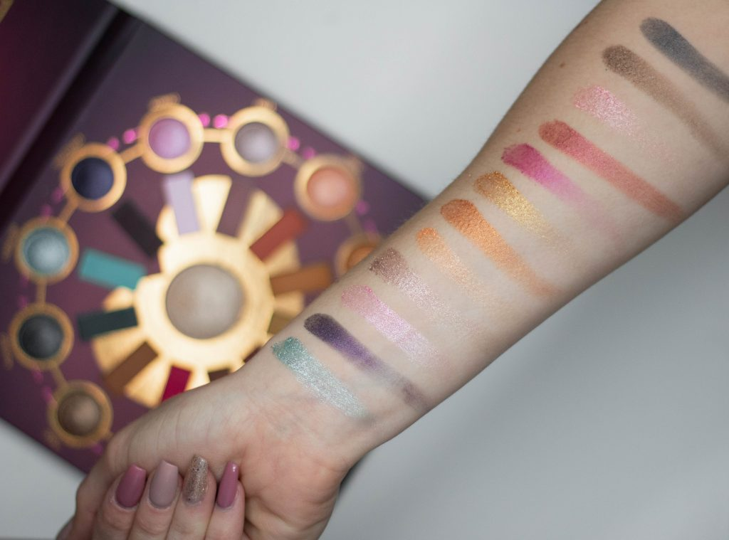 "BH Cosmetics ""Zodiac Love Signs"" Review: Swatches, Ingredients, Opinion"