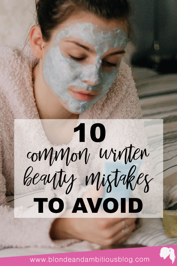 Winter Beauty Mistakes To AVOID