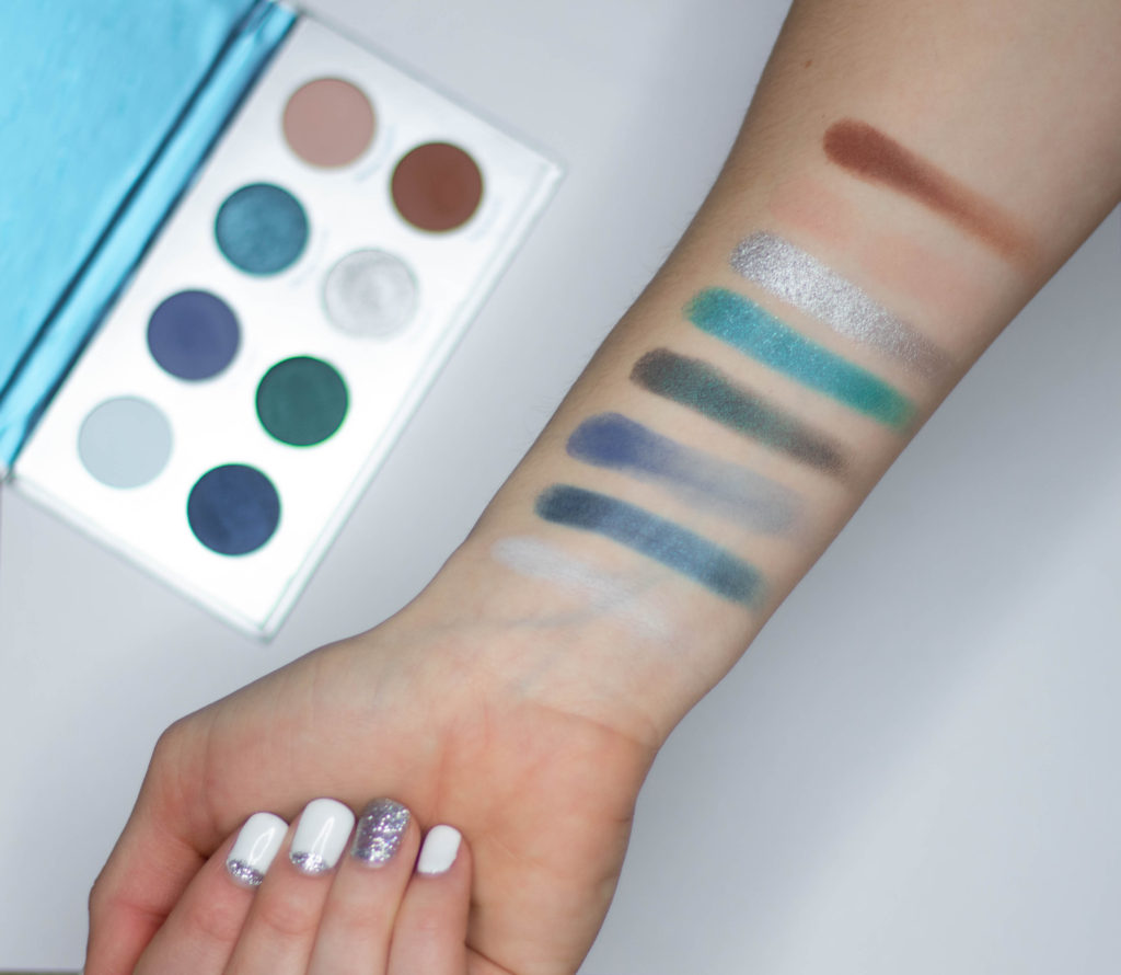 Lit & Wet ColourPop Eyeshadow Collection Review