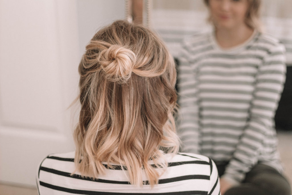 4 Go-To Hairstyles That Take Less Than 15 Minutes