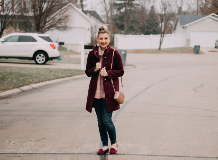 First Trimester COMFORT & STYLE: What I Wore