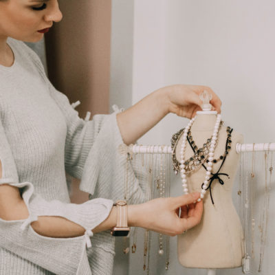 Jewelry Organization Made Easy: 5 HACKS!