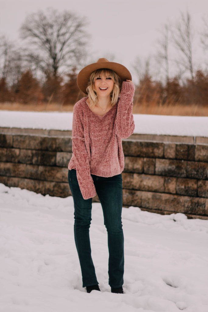 Wide Brimmed Hats: The Winter Trend-To-Try