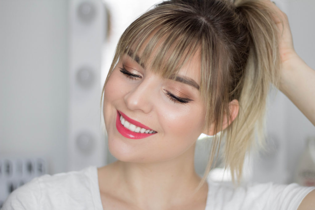 Easy Glam Valentine's Day Look with Physicians Formula