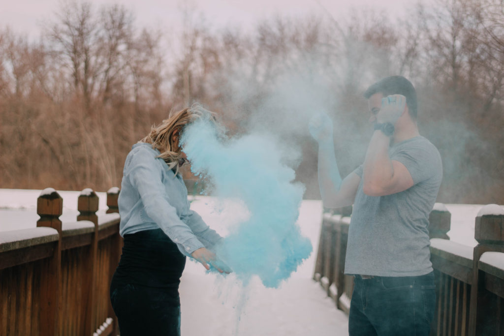 Baby Gender Reveal - WHAT IS BABY MOBLEY??