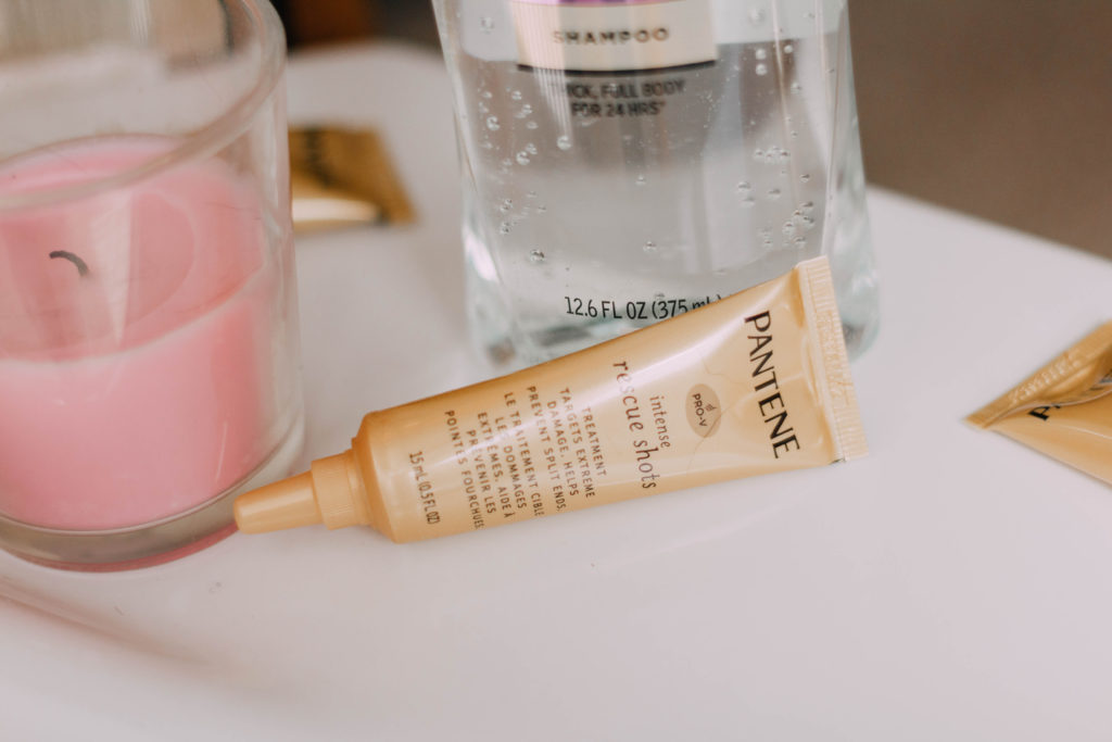 Bring Your Hair Back To Life With Pantene Intense Rescue Shots