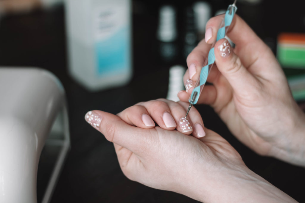 How To Do Gel Nails AT HOME - Spring Mani Inspiration!