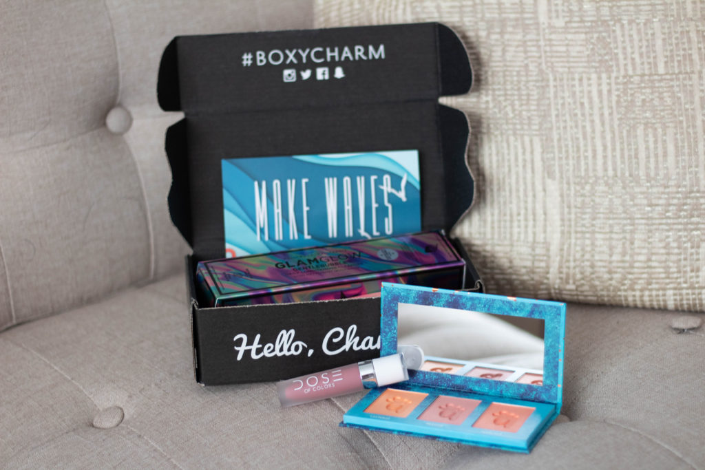 BoxyCharm Unboxing + Review | May 2019 | Blonde & Ambitious Blog