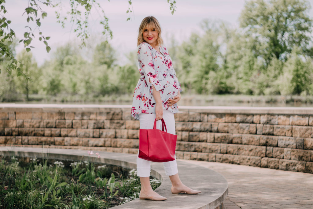 The Easiest Spring #OOTD + Fun Floral Style Tips