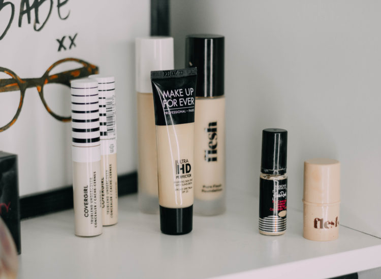 #PROJECTNOBUY MAKEUP EDITION: FOUNDATION AND CONCEALER