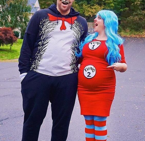 MATERNITY HALLOWEEN COSTUME ROUND UP – CUTE & SIMPLE PREGNANCY COSTUMES